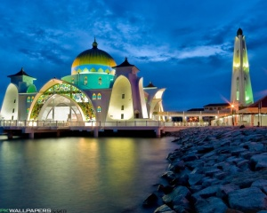 4676_Mosque_At_Night_